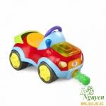 Đồ chơi ô tô Bright Starts thả bóng phát nhạc
