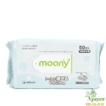 Khăn giấy ướt Moony 50 tờ