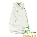 Túi ngủ Ikea hình hoa lá cho trẻ từ 0 -1 tuổi