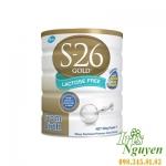Sữa S26 Lactose free 900g