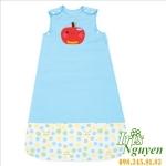 Túi ngủ bông hình quả táo 6 -12 tháng tuổi