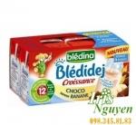 Sữa tươi Bledina Choco Banane 12M 250ml