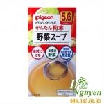 Nước dùng, canh kiểu Nhật Pigeon (5,6 tháng)