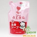 Sữa tắm ARAU 400ml