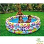 Hồ bơi Intex 132cm x 28cm cho bé