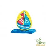 Bộ đồ chơi xốp phương tiện hàng hải Munchkin