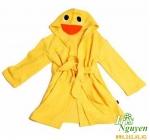 Áo choàng tắm Linda hình vịt