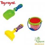 Bộ đồ chơi ngoài trời Toyroyal