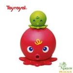 Đồ chơi tắm bạch tuộc phun nước Toyroyal