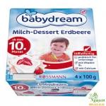 Pudding Baby Dream vị dâu 100g