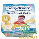 Pudding Baby Dream vị bích quy 100g