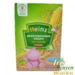 Bột Heinz vị lúa mạch - ngô 6m+ (200g)
