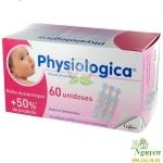 Nước muối sinh lý Physiologica (Pháp) - Hộp 40