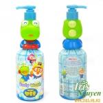 Sữa tắm trẻ em Pororo hình Croong 400ml