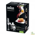 Máy xay cầm tay đa năng Braun MQ545