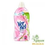 Nước xả vải Vernel Wild rose 2000ml