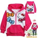 Bộ mặc nhà Hello Kitty 3 tuổi dài tay