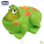 Đồ chơi ếch con biết hát Chicco