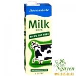 Sữa tươi Devondale Skim Milk 1L