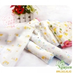 Set khăn sữa Nhật 5 chiếc