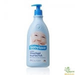Sữa tắm 2 in 1 Baby love cho trẻ sơ sinh
