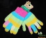 Găng tay cho bé Daiso