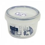 Hộp nhựa thực phẩm tròn Lustroware 250ml B2270