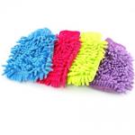 Găng tay tắm  Microfiber Mitten Daiso