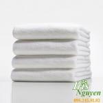 Khăn tắm trắng xuất Hàn 40x80cm