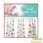 Khăn tắm aden+ anais 100% cotton tự nhiên