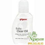 Dầu massage Pigeon Baby Clear Oil