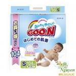 Bỉm dán Goon Jumbo s104 (4 - 8 kg)