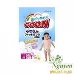 Bỉm quần Goon L46 bé gái (9-14kg)