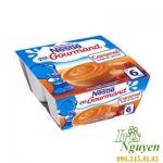 Váng sữa Nestle caramel (4x100g) (6m+)