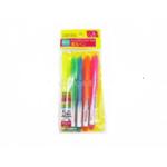 Bút dạ quang Daiso Japan 5 màu