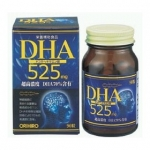 Thuốc bổ não Orihiro DHA 525 (90 viên)