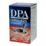Bổ não DPA, DHA & EPA & vitamin E 120 viên