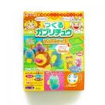 Bộ chế biến làm kẹo dẻo con vật ăn được Nhật Bản