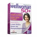 Vitamin tổng hợp cho phụ nữ Wellwoman 50+(30 viên)