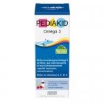 Vitamin Pediakid Omega3 & DHA (125ml)