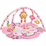 Thảm chơi Pink Flower Park Mastela