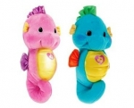 Cá ngựa ru ngủ Fisher-Price Soothe & Glow Seahorse