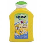 KIDS Shower & Shampoo Banana