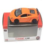 Mô hình ô tô phát nhac