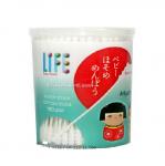 Tăm bông kháng khuẩn Life Nhật Bản