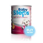 Sữa dê BABY STEPS 1 (400g) (0-6m)