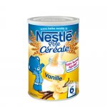 Ngũ cốc Nestle Vanille 6m+ (400g)