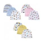 Set 3 mũ sơ sinh Luvable Friends Caps