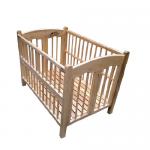 Giường cũi trẻ em gỗ quế GOLDCAT