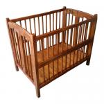 Giường cũi trẻ em gỗ Quế GOLDCAT (MSP: C12)